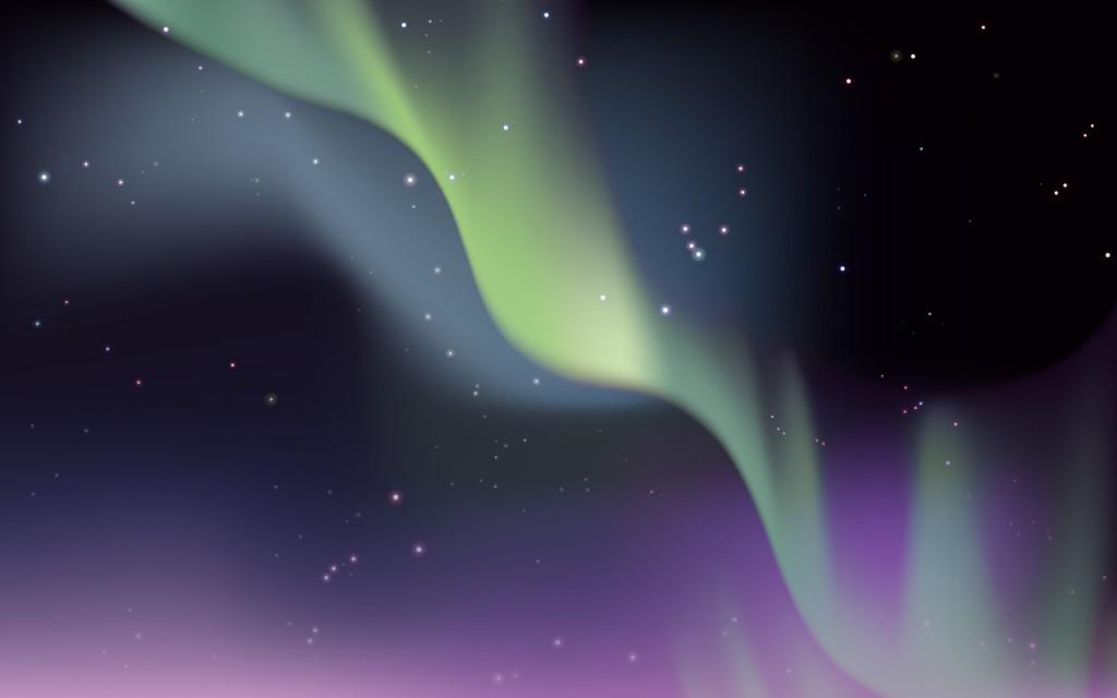 Vector Aurora Borealis - Vector Aurora Borealis