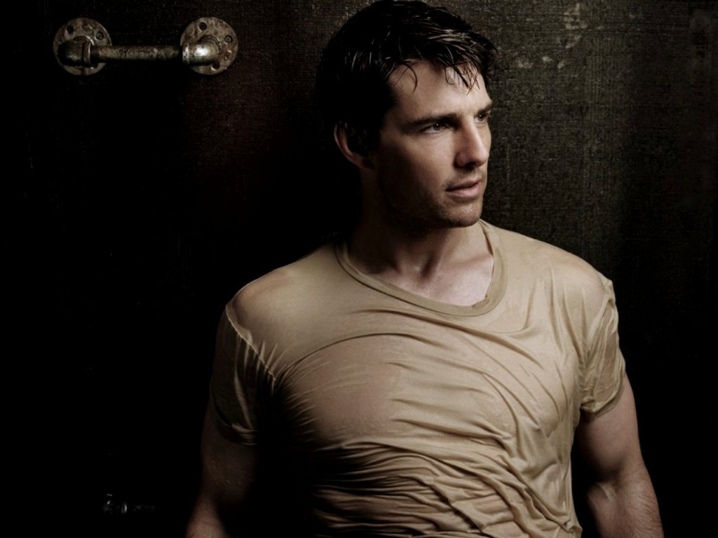 Wet Tom Cruise - Wet Tom Cruise
