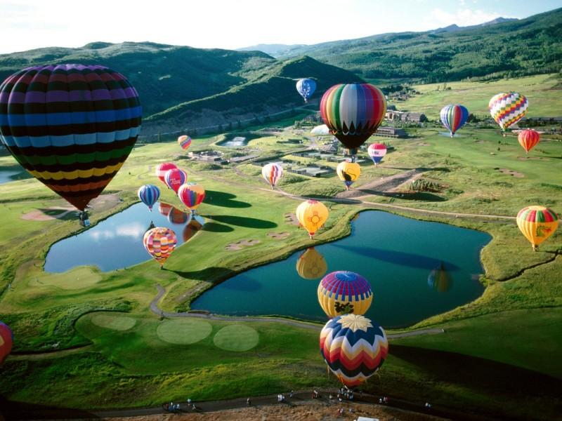 Air Balloon Festival - Air Balloon Festival
