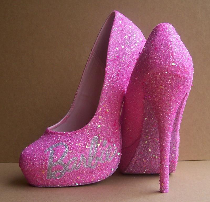 Blink Pink Barbie Shoes - Blink Pink Barbie Shoes