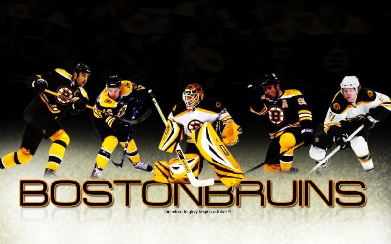 Boston Bruins Wide - Boston Bruins Wide
