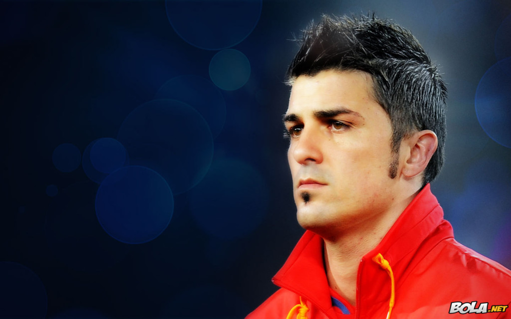 David Villa Barcelona - David Villa Barcelona