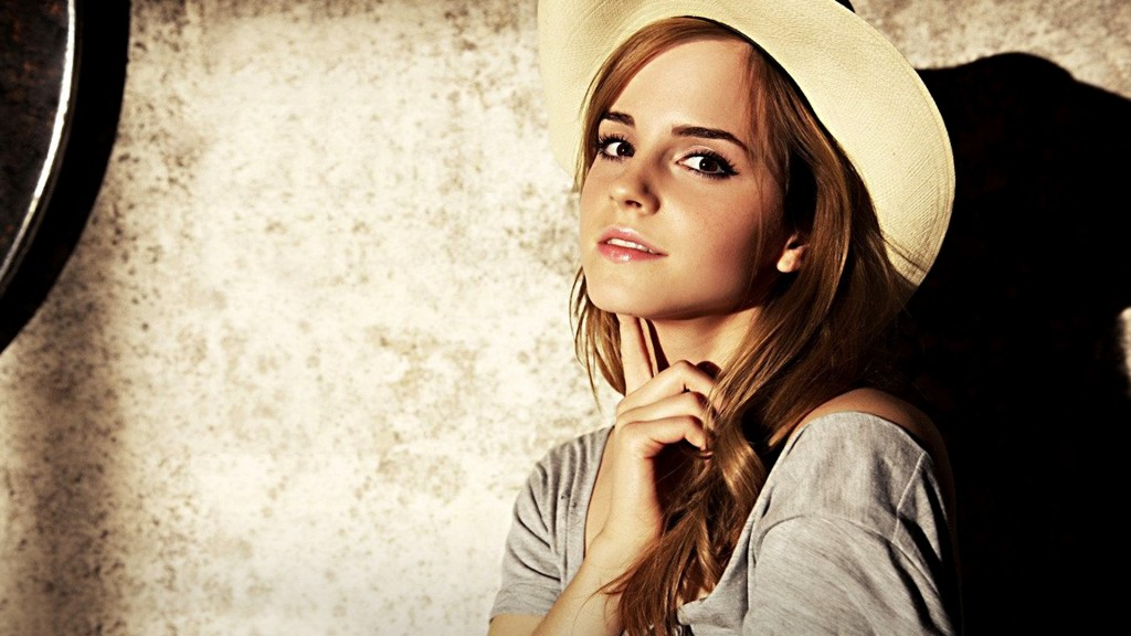 Emma Watson Country Hat - Emma Watson Country Hat