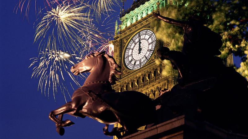 Firworks Midnight London - Firworks Midnight London