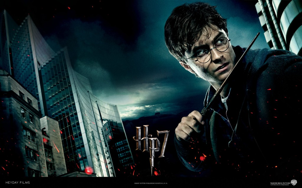Harry Potter And The Deathly Hallows - Harry Potter And The Deathly Hallows