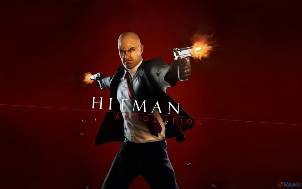 Hitman Absolution Fire - Hitman Absolution Fire