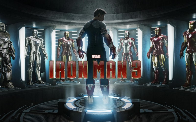 Iron Man 3 HD - Iron Man 3 HD