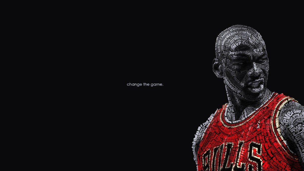 Michael Jordan Black Background - Michael Jordan Black Background