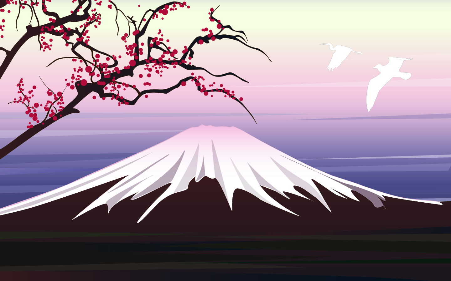 Good Wallpaper Mountain Cartoon - Mountain-Fuji-Japan  Photograph_249369.png