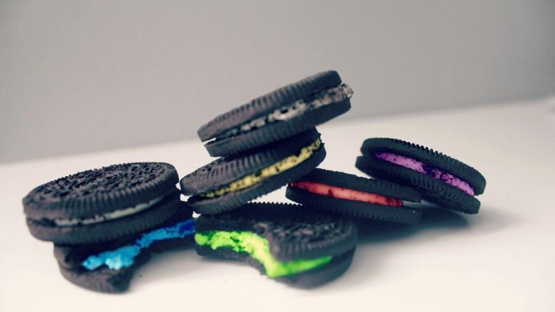 Oreo Colorful Biscuits - Oreo Colorful Biscuits