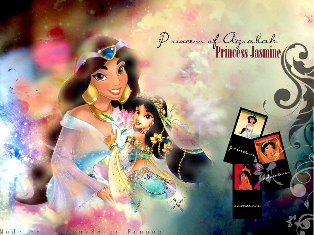 Princess Jasmine - Princess Jasmine