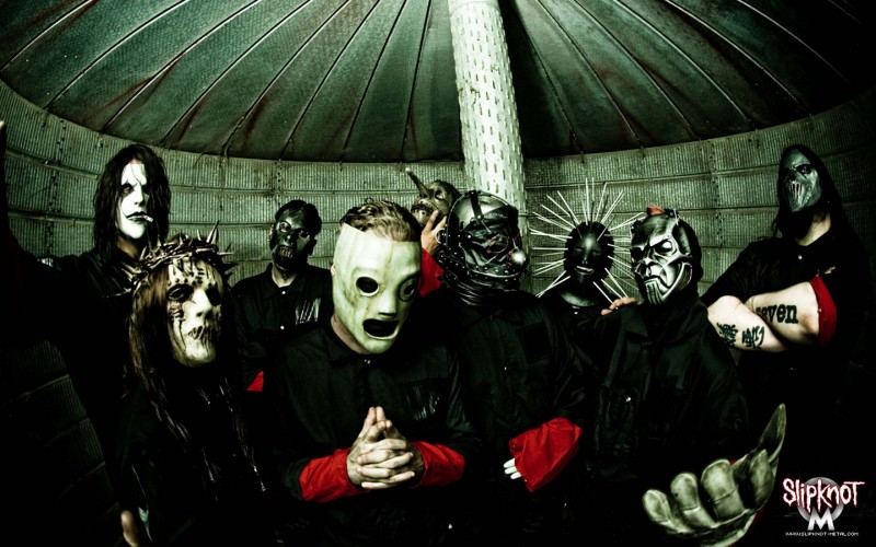 Slipknot Metal - Slipknot Metal