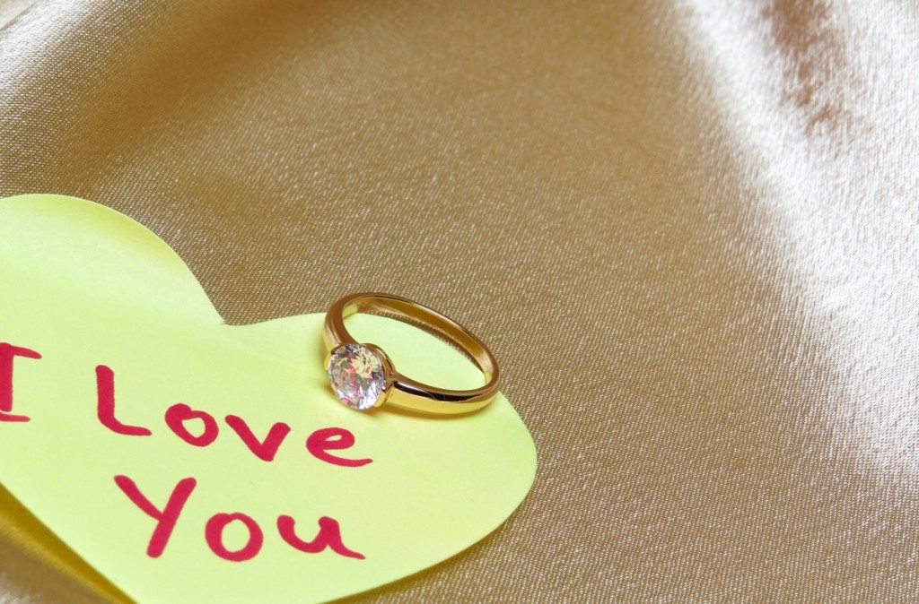 Wedding Ring- I Love You - Wedding Ring- I Love You