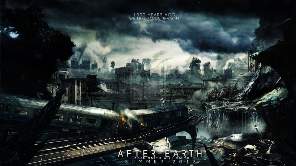 After Earth HD - After Earth HD