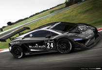 Black Lamborghini Sport Car - Black Lamborghini Sport Car
