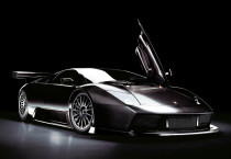Black Lamborghini Wallpaper - Black Lamborghini Wallpaper