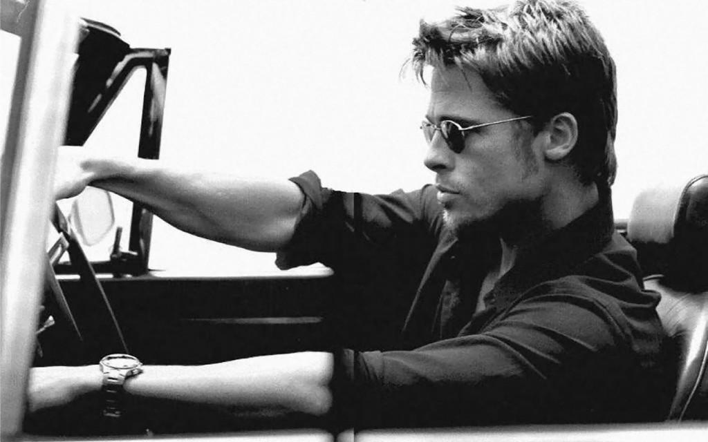 Brad Pitt Glasses - Brad Pitt Glasses