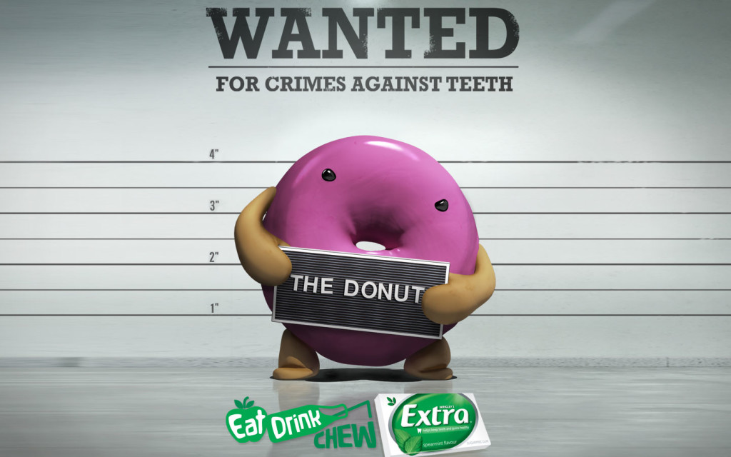 Donut Wanted Fun - Donut Wanted Fun