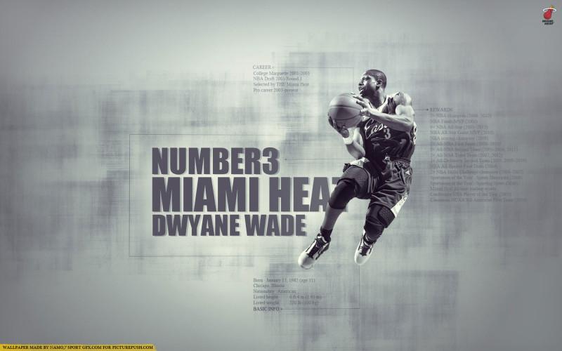 Dwyane Wade Wallpaper - Dwyane Wade Wallpaper