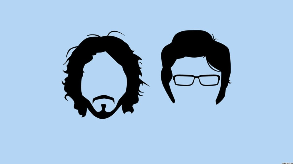 Flight Of The Conchords Silhouette - Flight Of The Conchords Silhouette