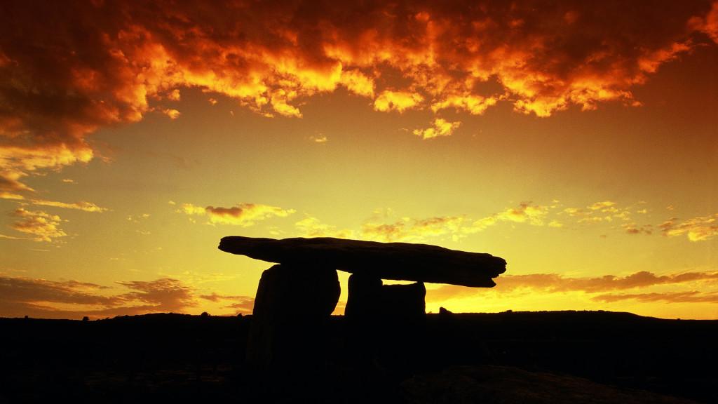 Golden Sunrise Scenery - Golden Sunrise Scenery