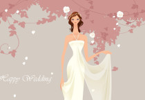 Happy Wedding Wallpaper - Happy Wedding Wallpaper