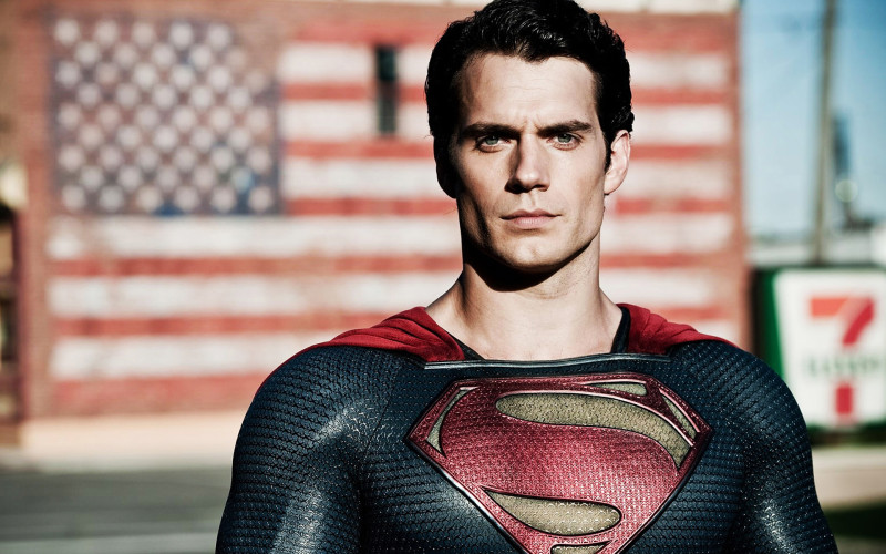 Henry Cavill Man Of The Steel - Henry Cavill Man Of The Steel