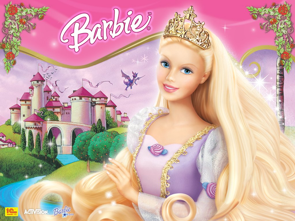 Long Hair Barbie Dolls - Long Hair Barbie Dolls
