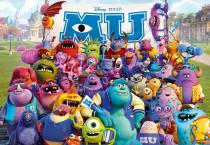 Monsters University 2013 Wallpaper - Monsters University 2013 Wallpaper