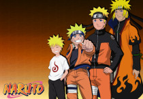 Naruto Evolution Wallpaper - Naruto Evolution Wallpaper