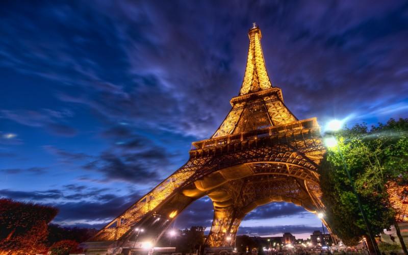 Paris At Night Pictures - Paris At Night Pictures