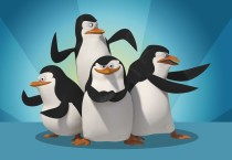 Penguins Escape Of Madagascar - Penguins Escape Of Madagascar