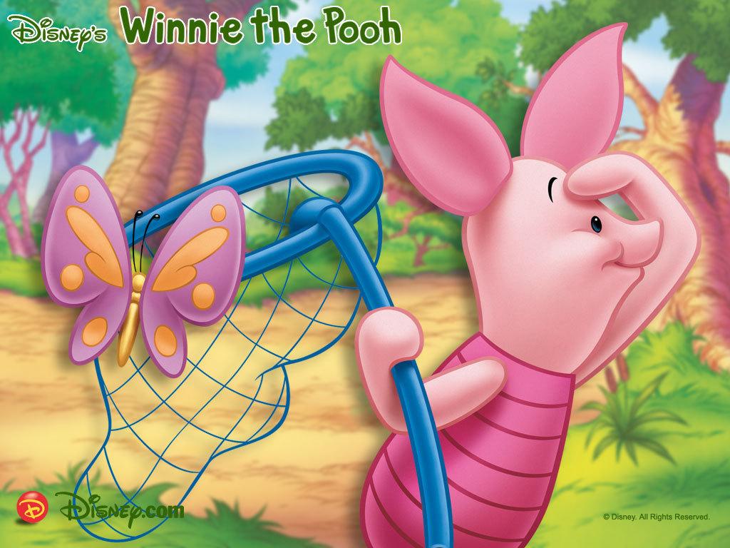 Piglet The Pooh Wallpaper - Piglet The Pooh Wallpaper