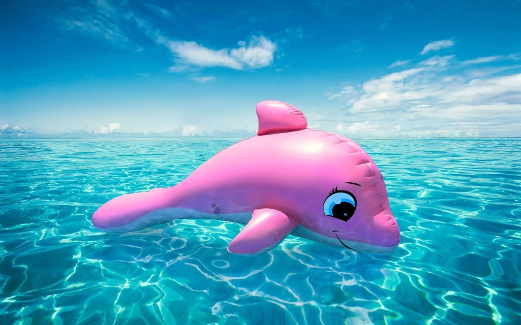 Pink Dolphin Wallpaper - Pink Dolphin Wallpaper