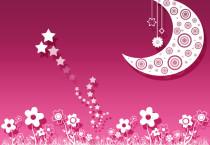 Pink Moon Wallpaper - Pink Moon Wallpaper