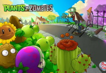 Plants Vs  Zombies Wallpaper - Plants Vs  Zombies Wallpaper