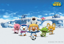 Pororo Winter Widescreen - Pororo Winter Widescreen