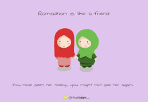 Ramadhan Like Friendship - Ramadhan Like Friendship