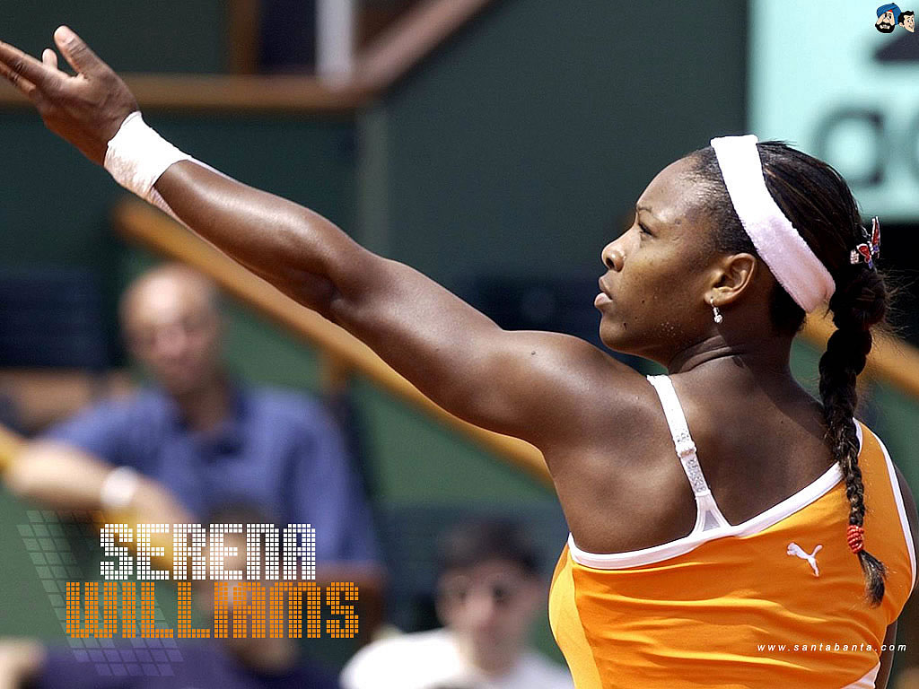 Serena Williams Desktop Background - Serena Williams Desktop Background
