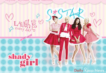 Shady Girl Wallpaper - Shady Girl Wallpaper