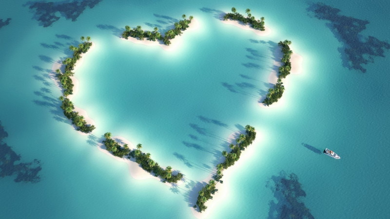 Shaped Of The Hearth Island - Shaped Of The Hearth Island