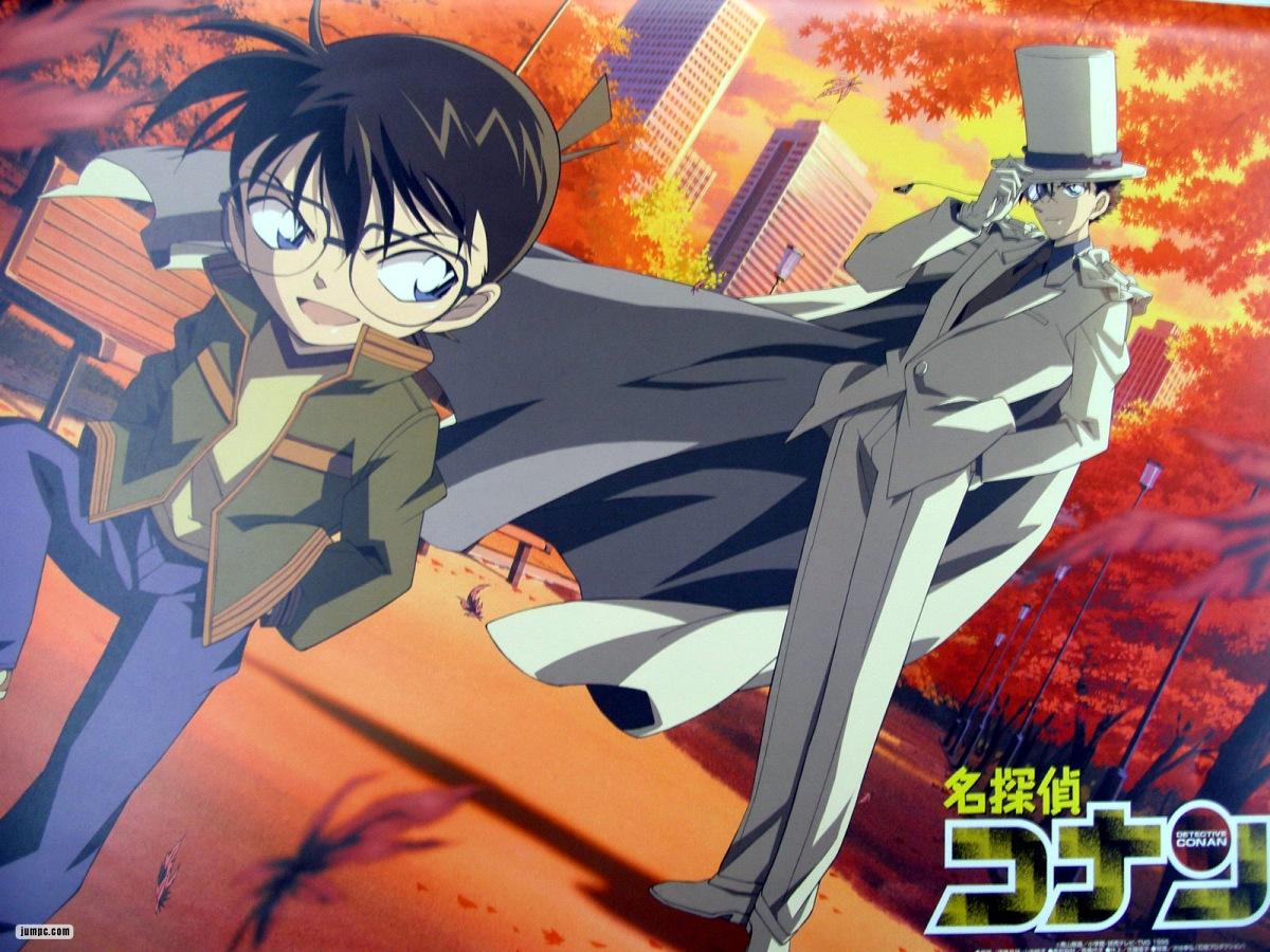 Shinichi Kudo Naruto HD - Shinichi Kudo Naruto HD