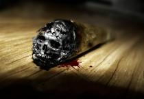 Skull Stub Cigarette - Skull Stub Cigarette