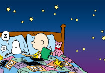 Snoopy Sleeping Wallpaper - Snoopy Sleeping Wallpaper