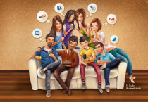 Social Network Wallpaper - Social Network Wallpaper