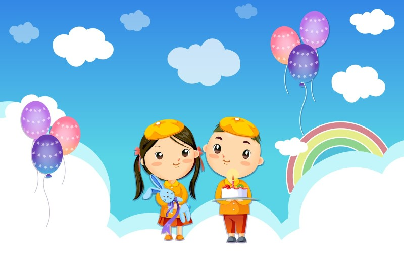 Sweet Couple Cartoon - Sweet Couple Cartoon