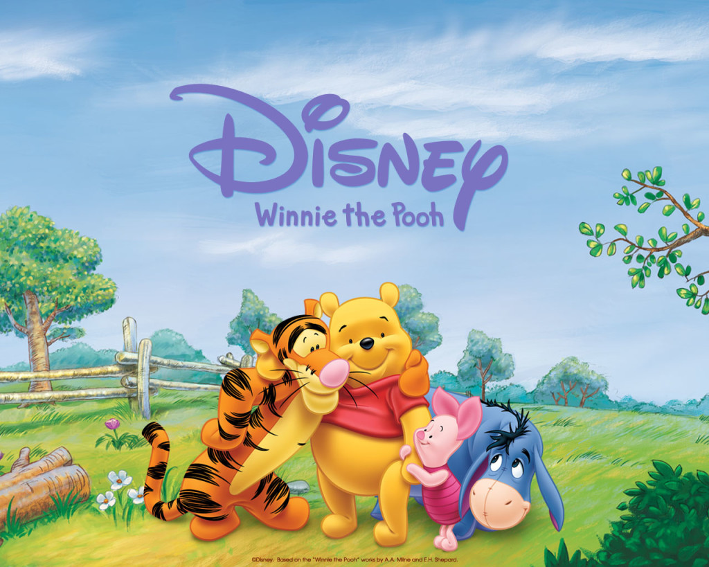 The Pooh Disney Wallpaper - The Pooh Disney Wallpaper