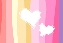 Valentine Colorful HD Wallpaper - Valentine Colorful HD Wallpaper