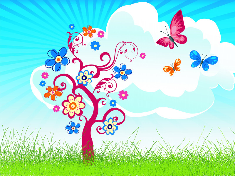 Vector Butterfly HD - Vector Butterfly HD