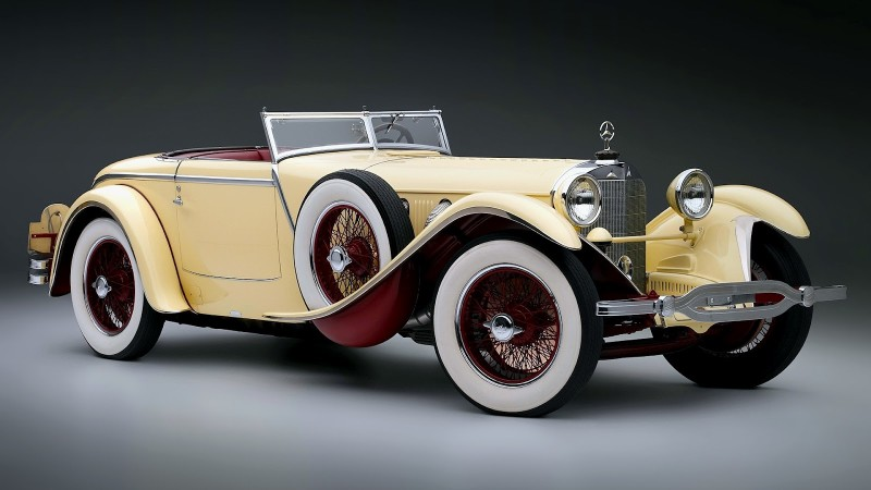 Vintage Mercedes Benz HD Wallpaper - Vintage Mercedes Benz HD Wallpaper